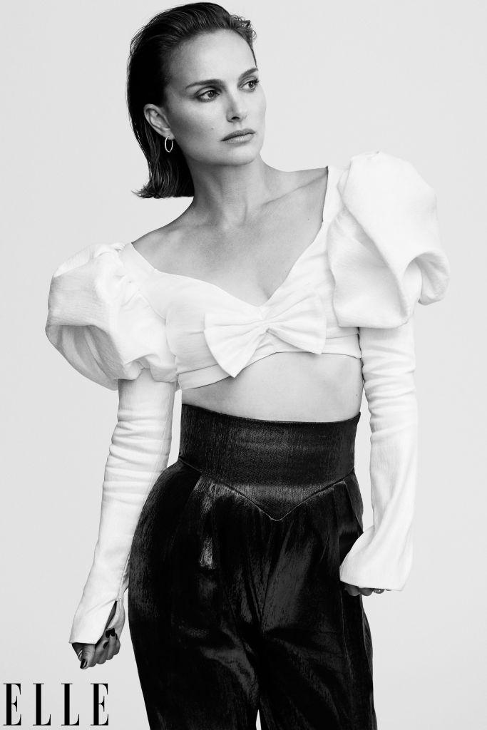 Natalie Portman. Photo: Elle