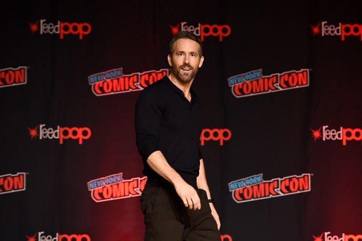 Ryan Reynolds. Photo by Ilya S. Savenok/Getty Images for Twentieth Century Fox