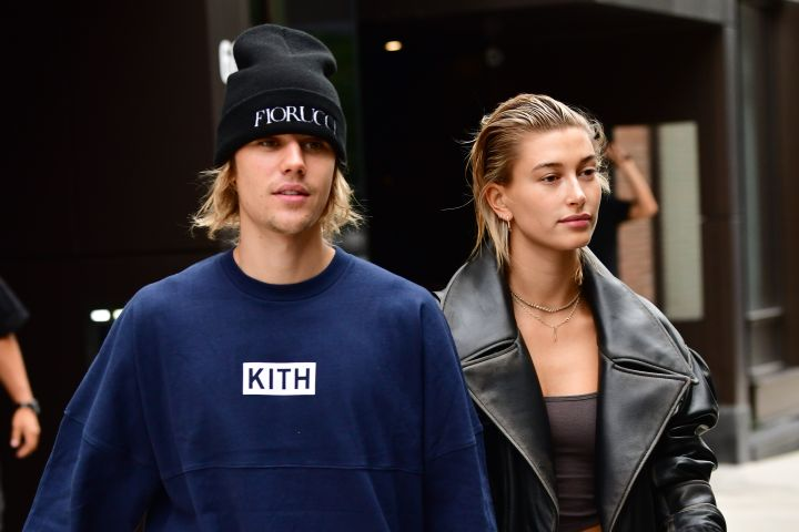 Justin Bieber And Hailey Baldwin - Getty Images