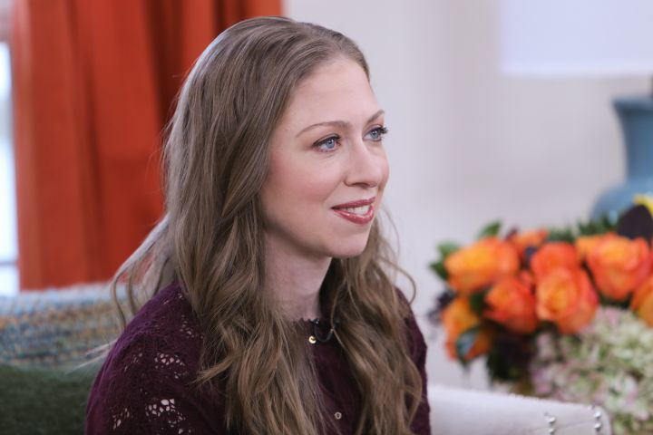 Chelsea Clinton - Getty Images