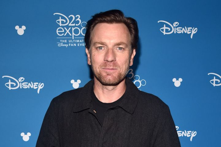 Ewan McGregor - Alberto E. Rodriguez/Getty Images for Disney