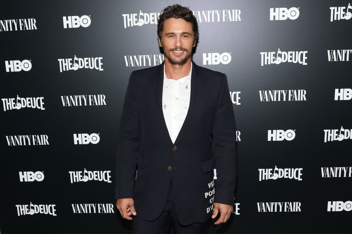 James Franco attends a special screening of the final season of ''The Deuce' at Metrograph on September 05, 2019 in New York City.