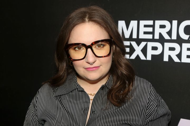 Lena Dunham - Getty Images