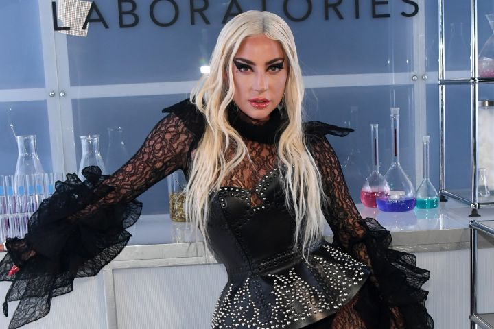 Lady Gaga -  Kevin Mazur/Getty Images for Haus Laboratories