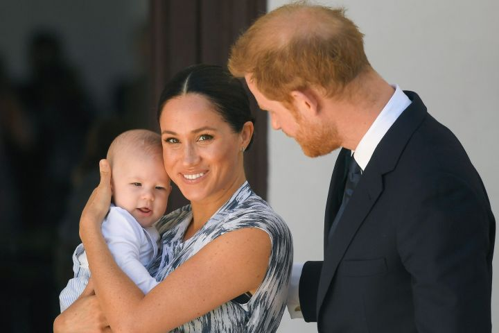 Duke and Duchess Of Sussex with Archie Mountbatten-Windsor - Getty Images