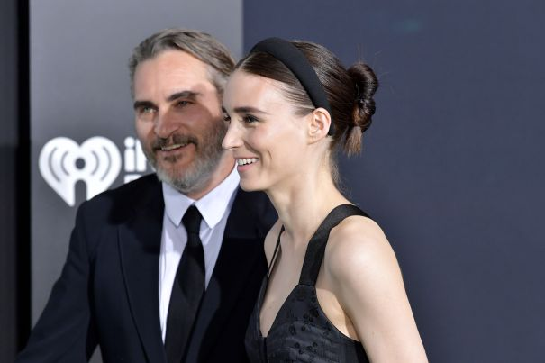 Rooney Mara, Joaquin Phoenix Expecting First Baby Together