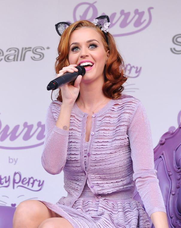 June 2011: Katy Kat
