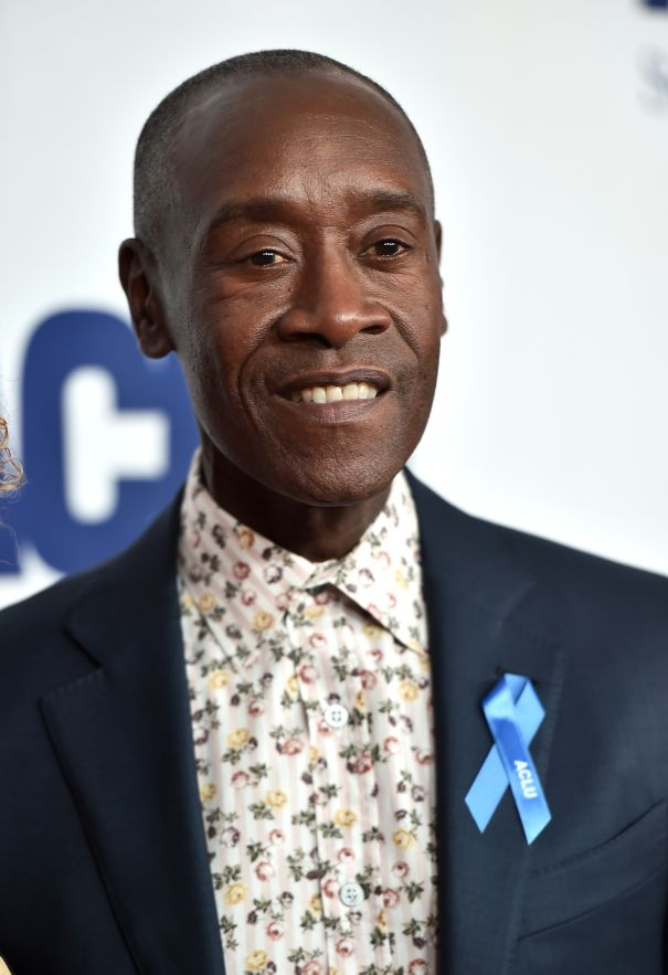 Don Cheadle Filmed A 'Fresh Prince' Spin-Off