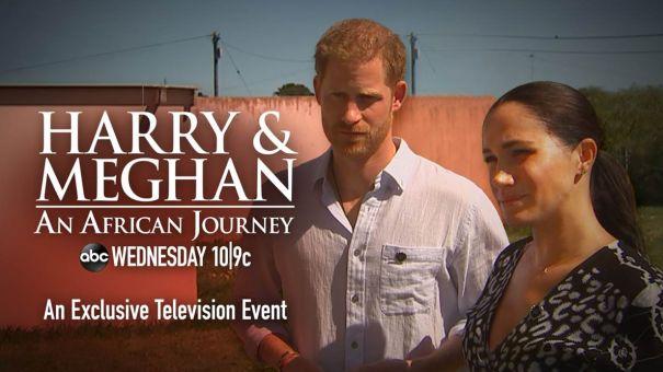 'Harry & Meghan: An African Journey'