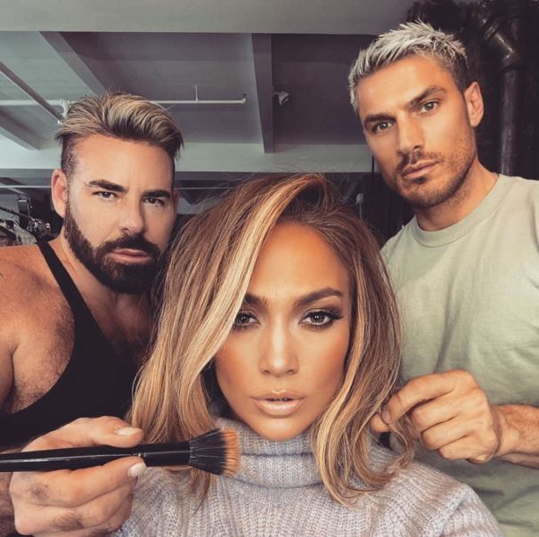 JLo Lightens Up This Season