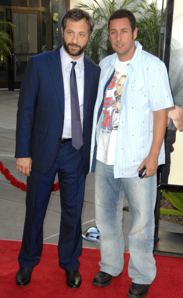 Adam Sandler & Judd Apatow