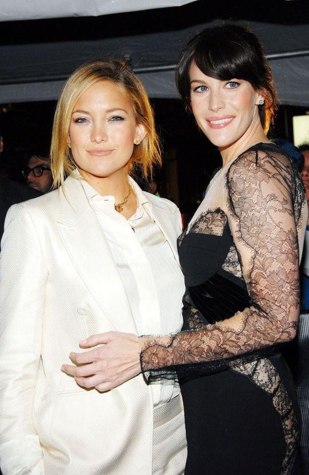 Kate Hudson & Liv Tyler