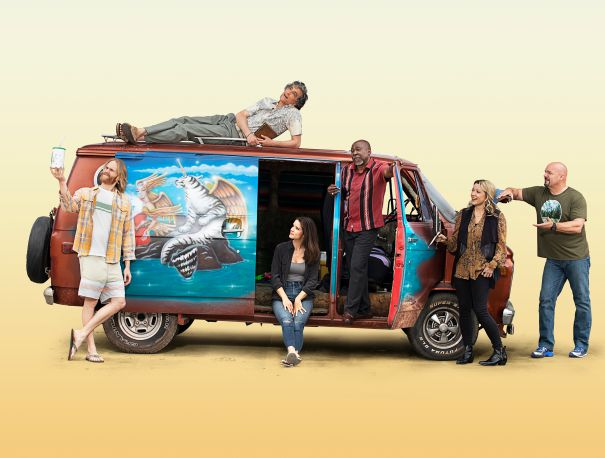 Cancelled: 'Lodge 49'