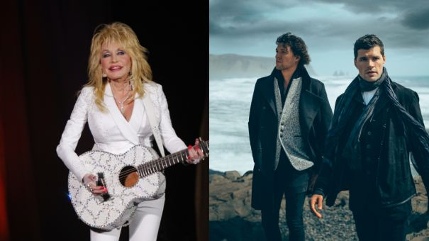 Dolly Parton + For King & Country