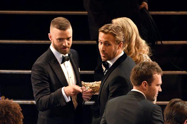 Justin Timberlake & Ryan Gosling