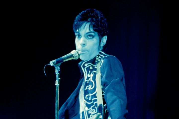 Prince. Photo: Graham Wiltshire/Shutterstock