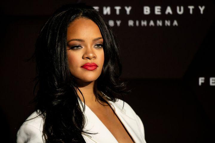 Rihanna. Photo: Steve Cho/Penta Press/Shutterstock