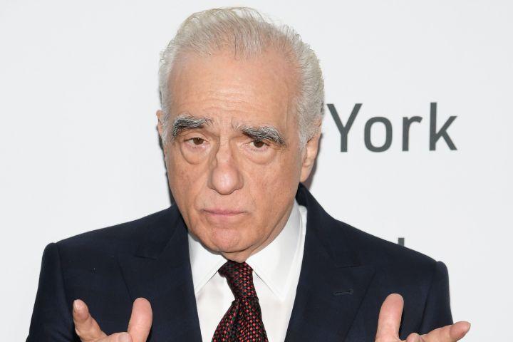 Martin Scorsese. Photo: Andrew H. Walker/Shutterstock