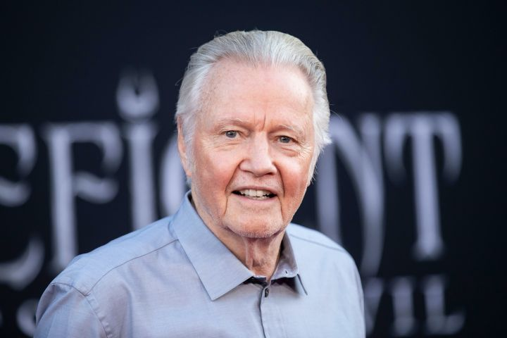 Jon Voight. Photo: ETIENNE LAURENT/EPA-EFE/Shutterstock