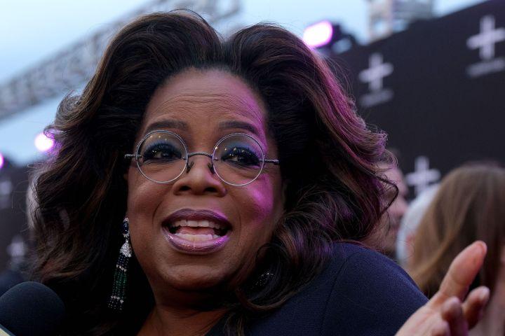 Oprah Winfrey. Photo: AFFI/Shutterstock