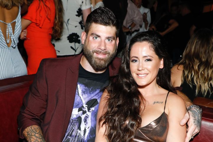 David Eason and Jenelle Evans - Gregory Pace/Shutterstock