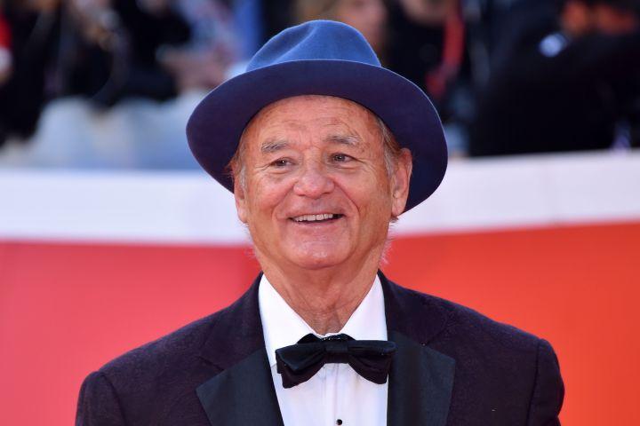 Mandatory Credit: Photo by Massimo Insabato/Shutterstock (10450824x) Bill Murray Bill Murray Lifetime Achievement Award, Rome Film Festival, Italy - 19 Oct 2019