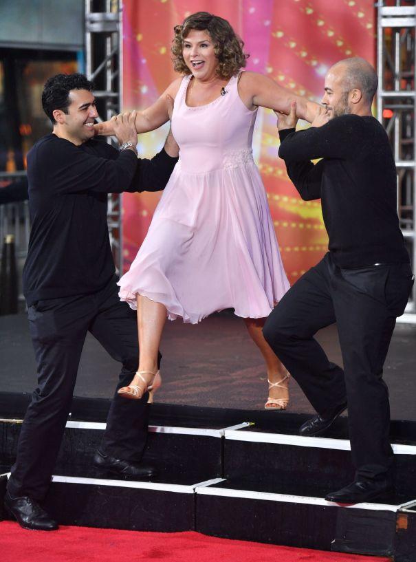 Jenna Bush Hager's 'Dirty Dancing'