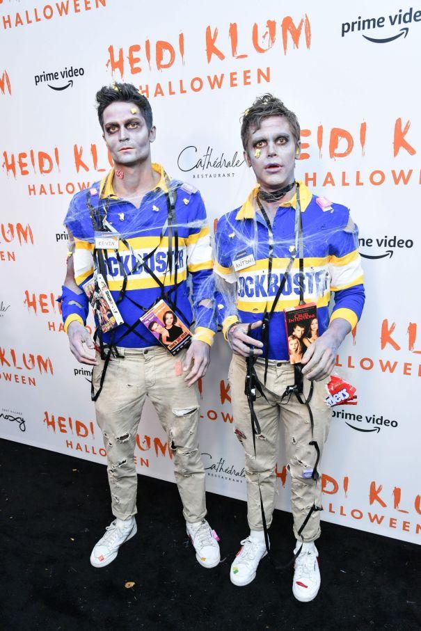 Antoni Porowski And Kevin Harrington Come Alive For Halloween