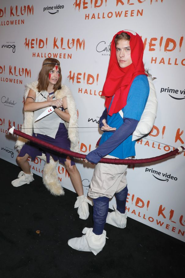 Don't Mess With Dylan Sprouse And Barbara Palvin