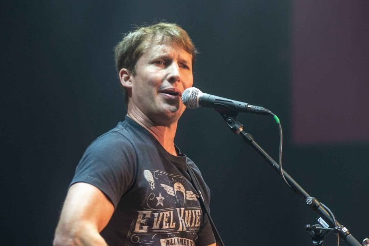 James Blunt. Photo: People Picture/Willi Schneider/Shutterstock