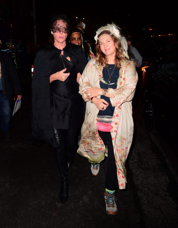 Drew Barrymore And Stella McCartney's Girls Night Out