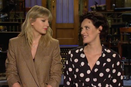 Phoebe Waller Bridge Writes A Too British Joke For Taylor Swift In New Snl Teaser Etcanada Com