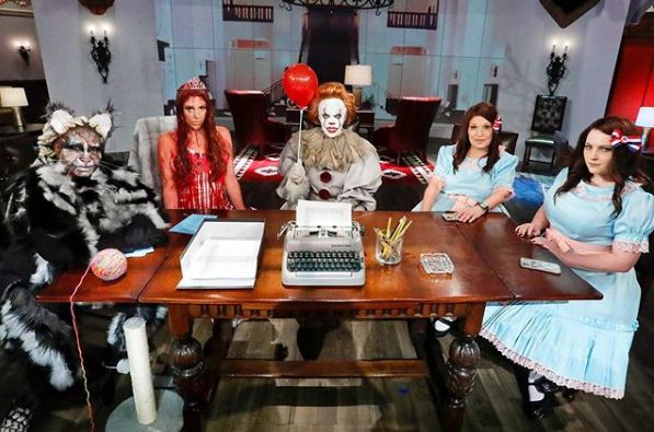 A Stephen King-Inspired Halloween