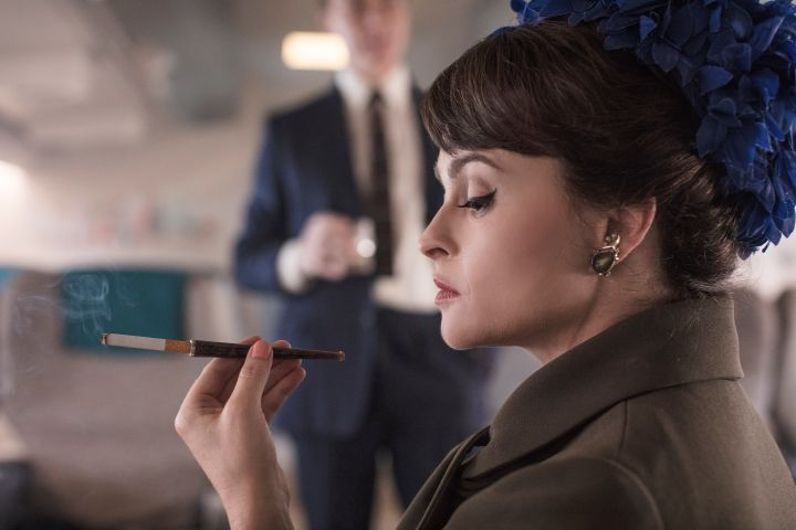 Helena Bonham Carter as Princess Margaret: Sophie Mutevelian/Netflix