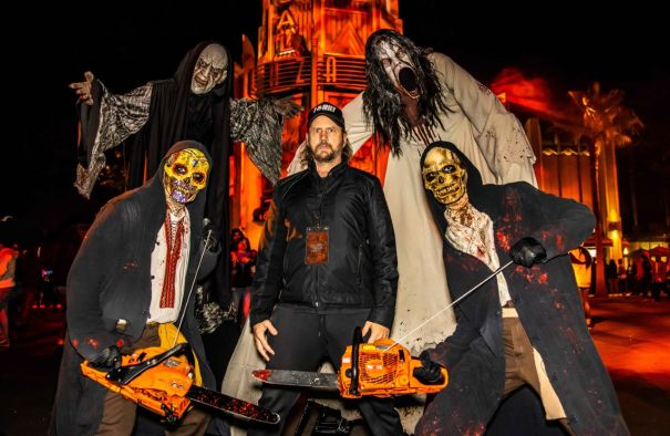 Jamie Kennedy Horrified At 'Horror Nights'