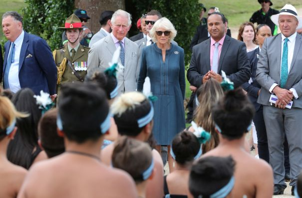 Visiting The Waitangi Treaty Grounds