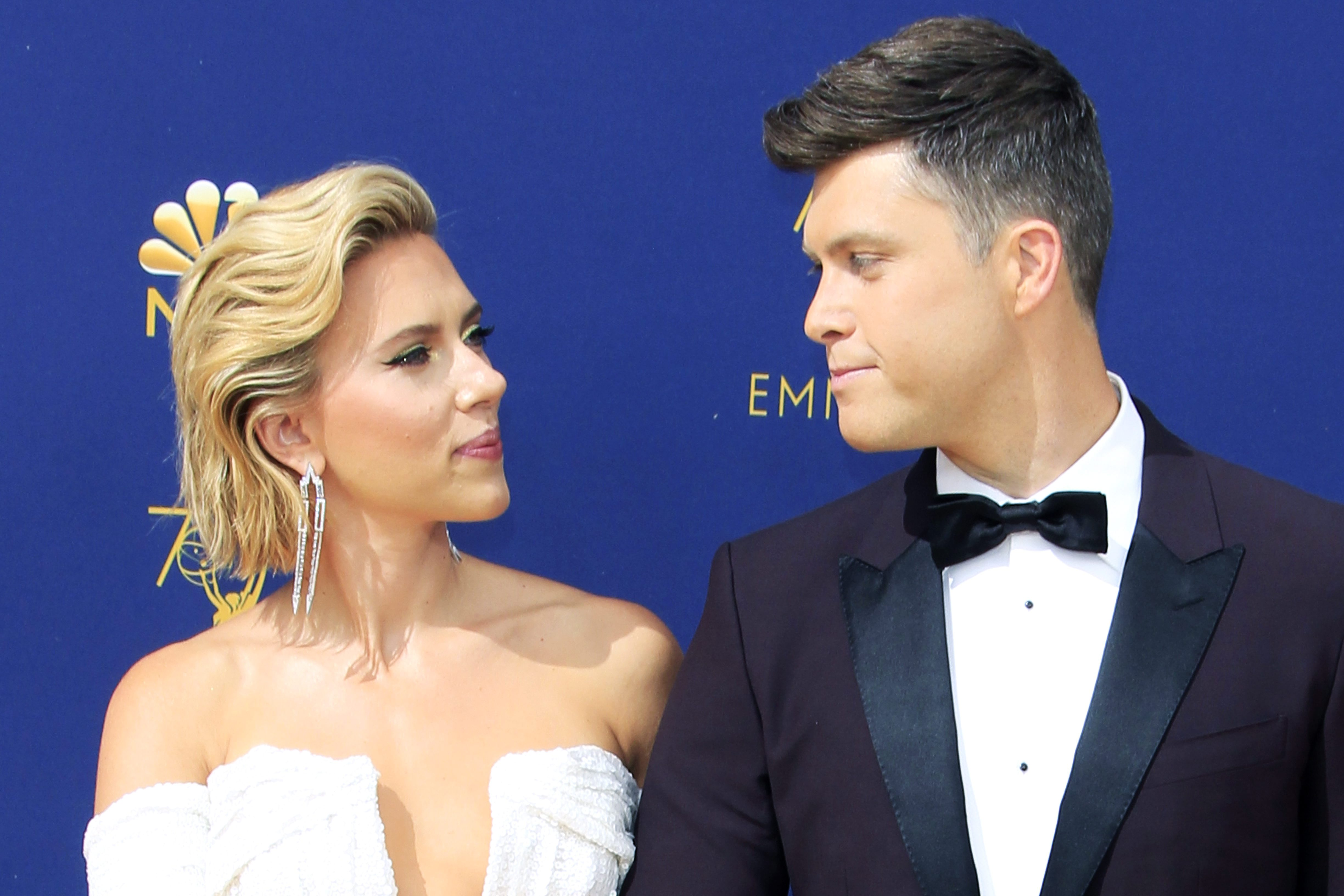 Scarlett Johansson S 5 Year Old Daughter Is Obsessed With Her Mom S Fiance Colin Jost Etcanada Com