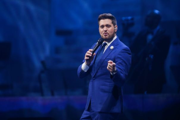 Michael Bublè For Cancer Research