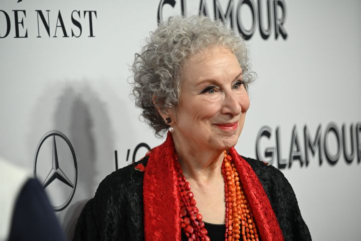 Margaret Atwood. Photo: CP Images