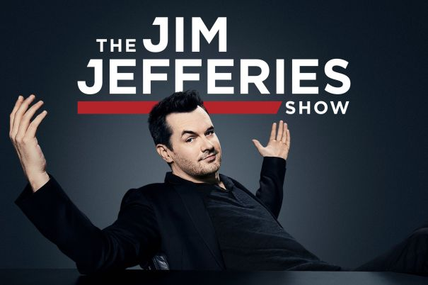 Cancelled: 'The Jim Jefferies Show'