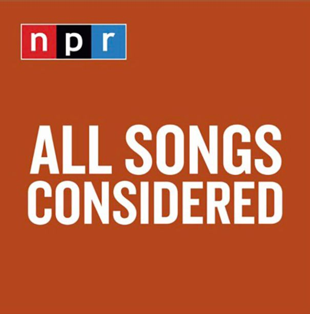 'All Songs Considered'