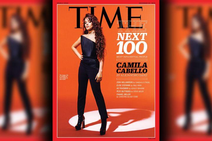 Camila Cabello. Photo: Scandebergs for TIME