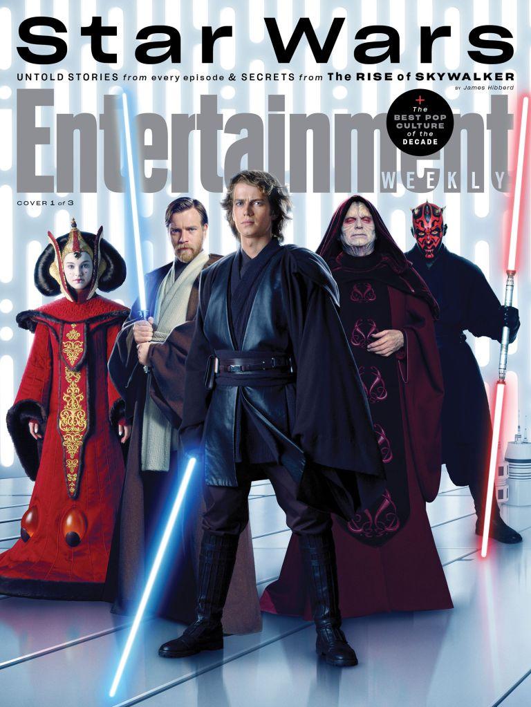 Lucasfilm/EW