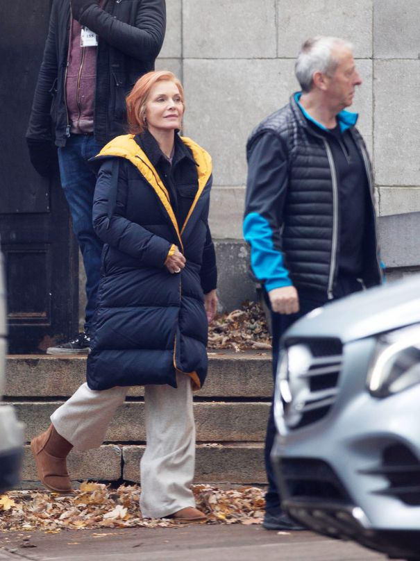 Michelle Pfeiffer Films 'French Exit'
