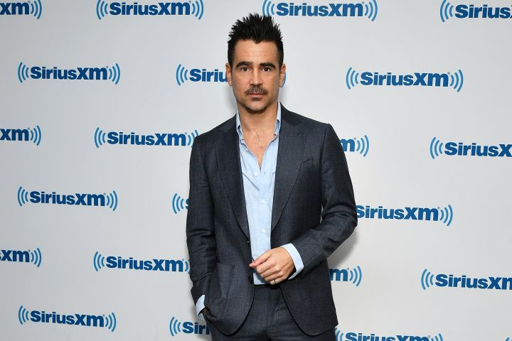 Colin Farrell - Getty Images