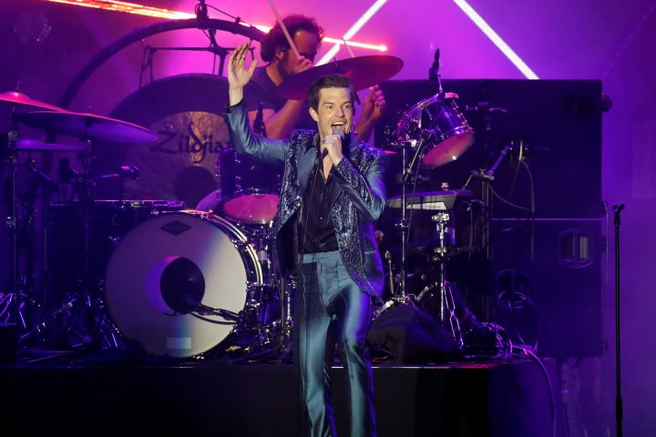 The Killers - Getty Images