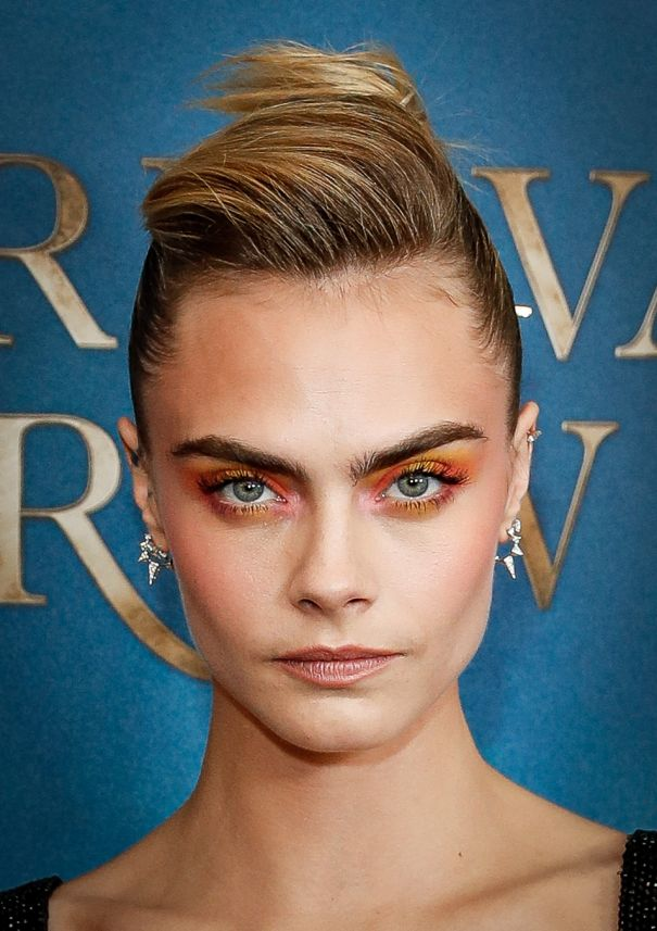 Trend: Airbrushed Eyes