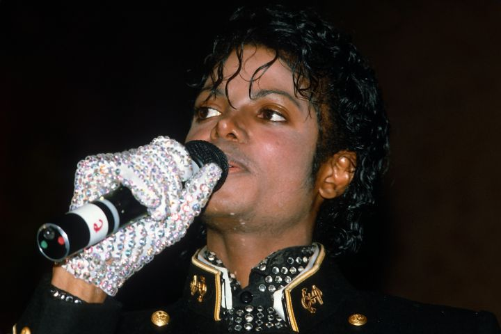 Michael Jackson. Photo: Yvonne Hemsey/Getty Images