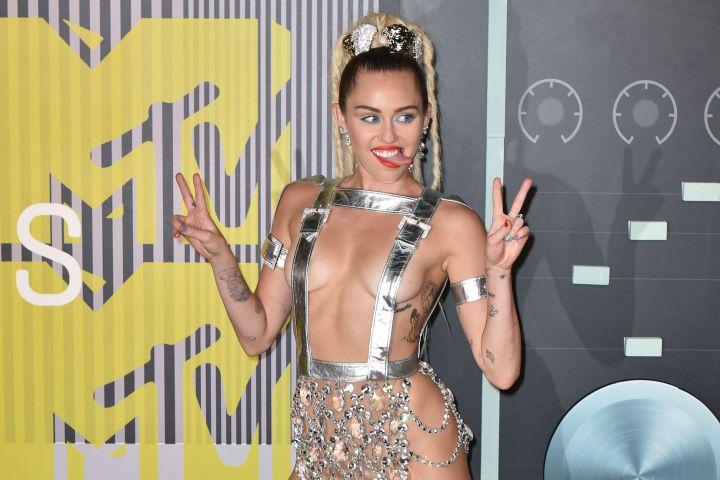 Miley Cyrus. Photo: C Flanigan/Getty Images