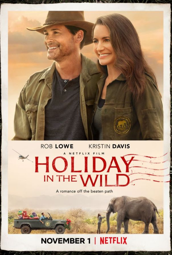 'Holiday In The Wild'